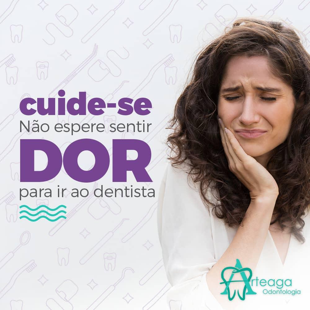 Visite Seu Dentista Regularmente!